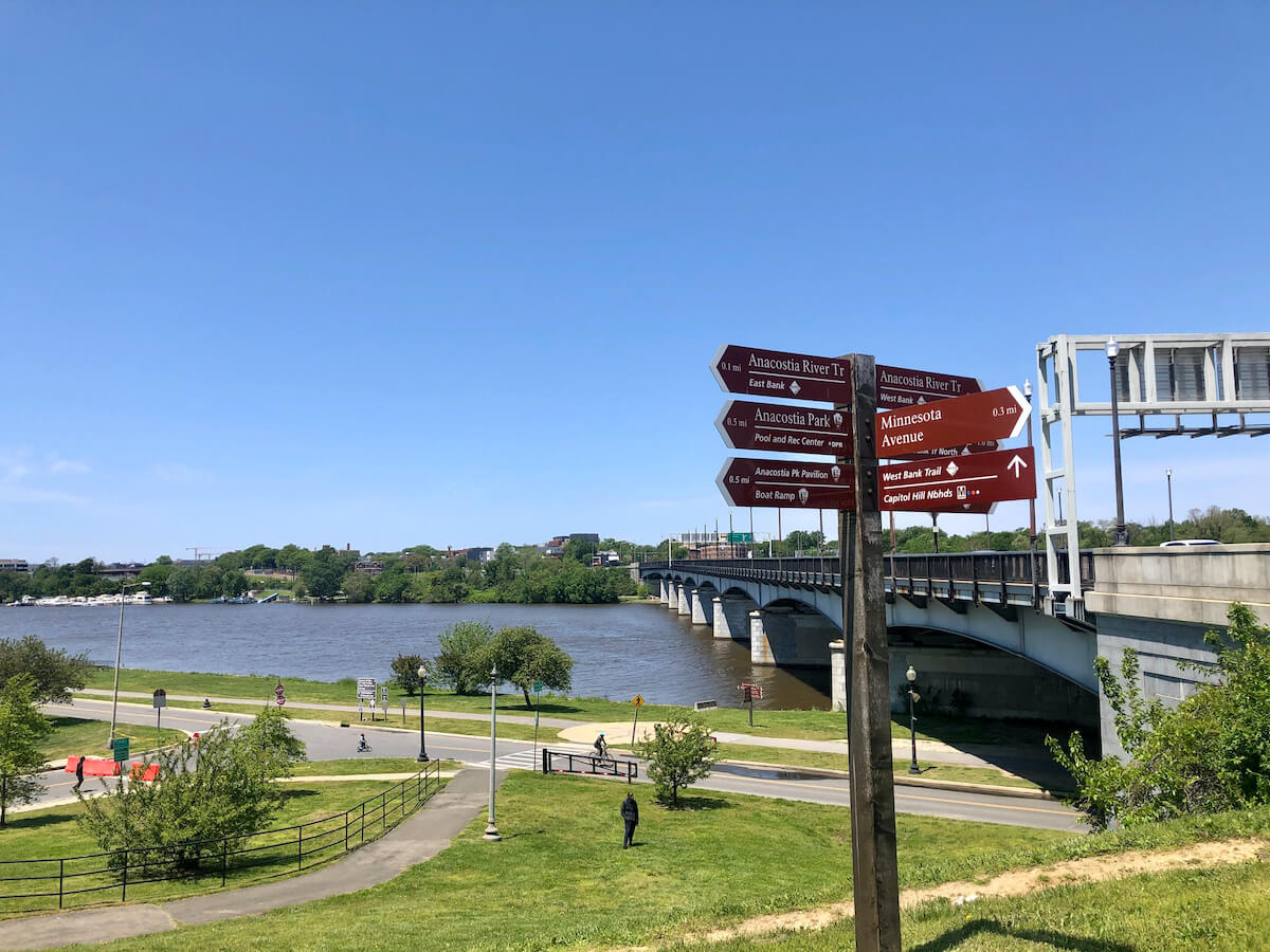 Washington DC Neighborhoods -Anacostia