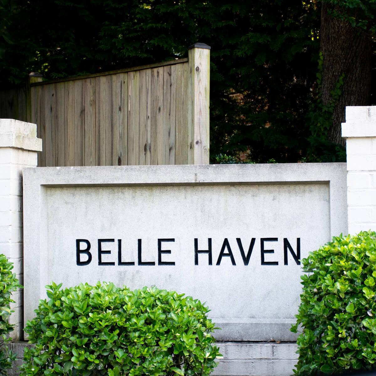 Washington DC Neighborhoods -Belle Haven_sm