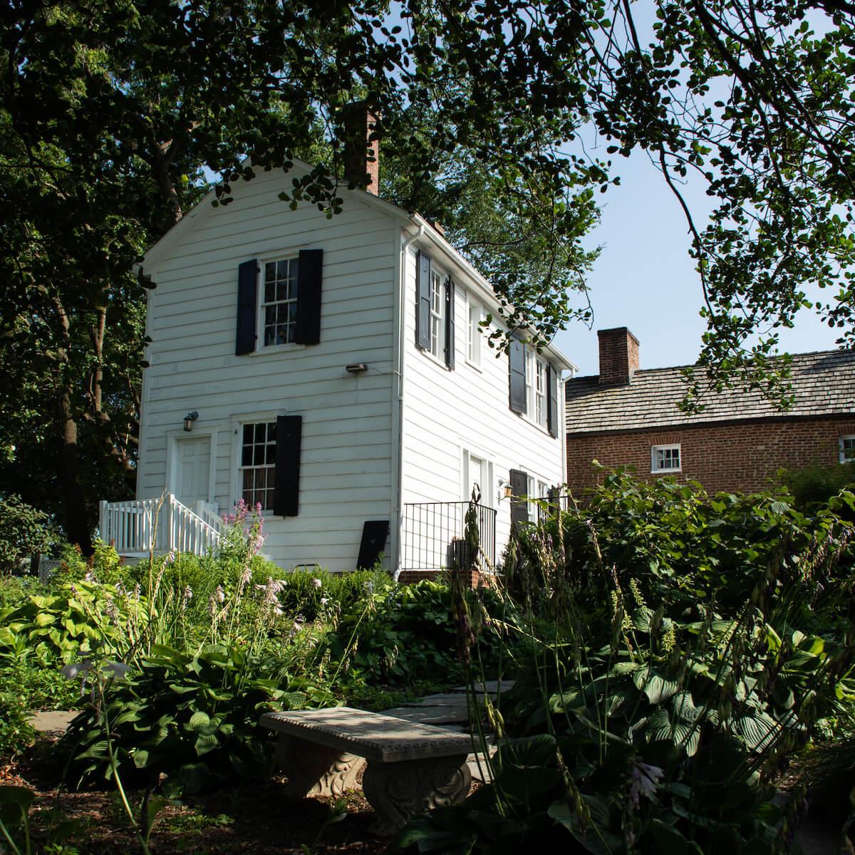 Washington DC Neighborhoods -Fairfax HistoricHouse_sm