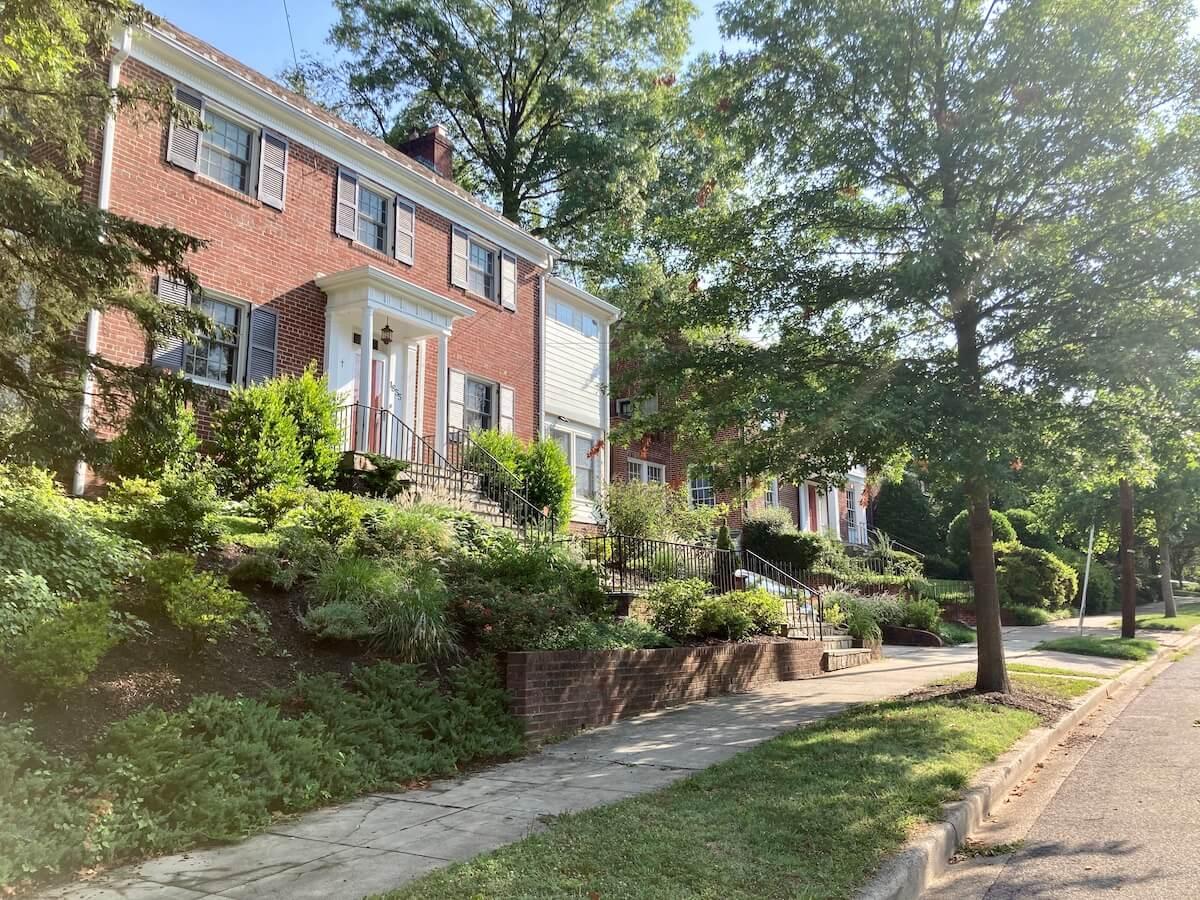 Washington DC Neighborhoods -Takoma DC