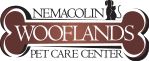 Logo for the Nemacolin Wooflands Pet Care Center