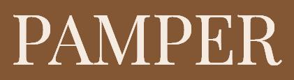 Pamper text