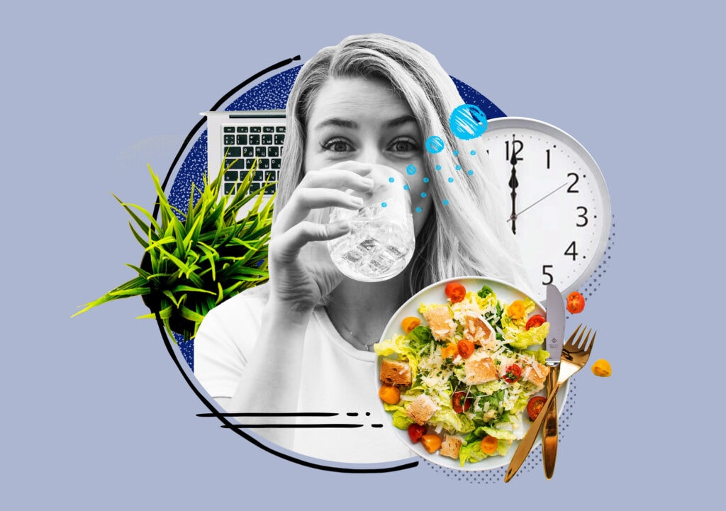 7 reasons why eating lunch at your desk is a bad idea