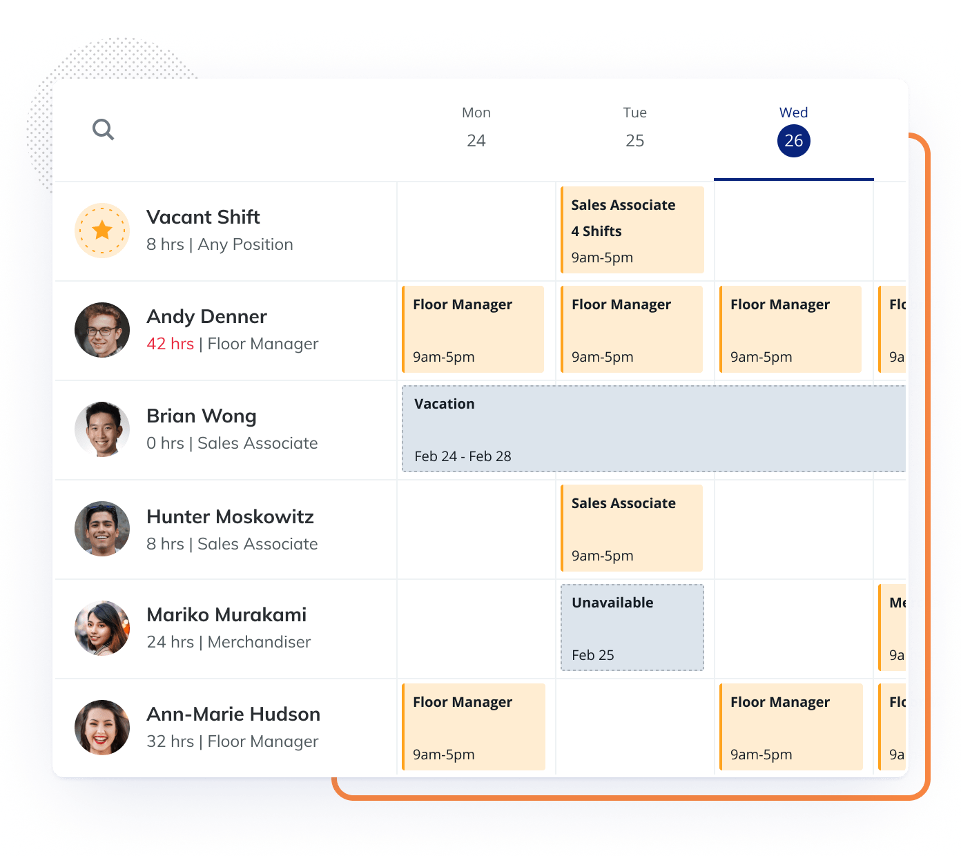 Scheduling Homepage Image