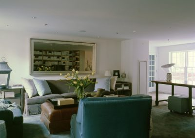 living room in nyc
