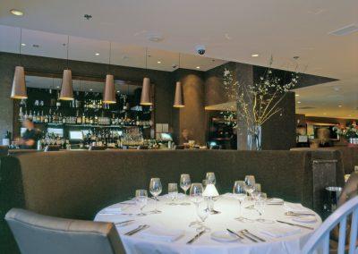 Restaurant dining room nyc manhattan