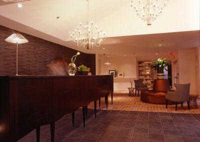 reception lorien hotel
