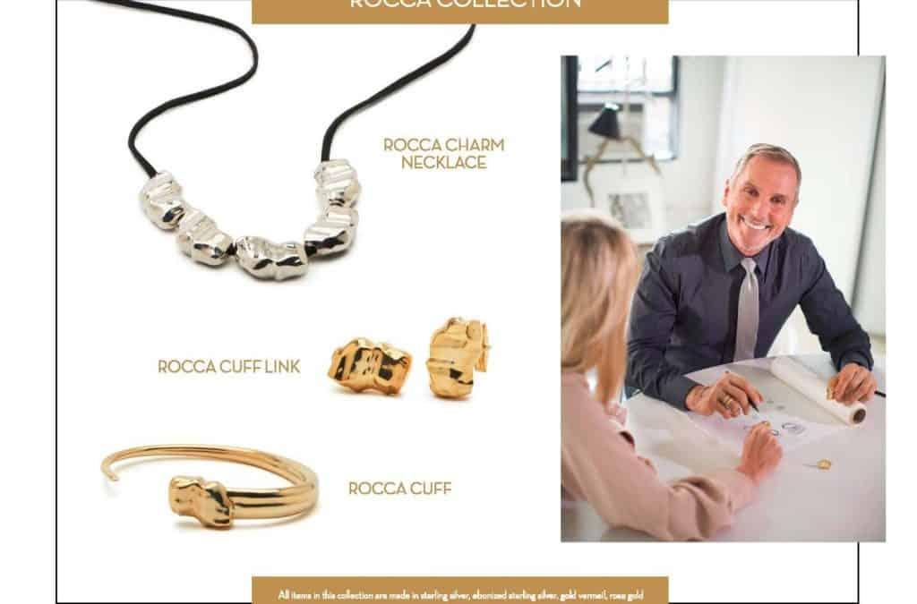 Katie Scott & Vicente Wolf Jewelry Collaboration