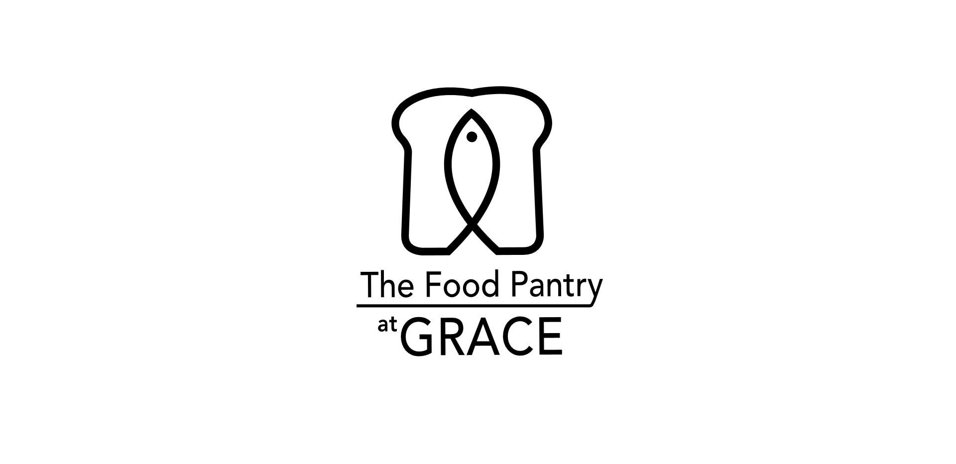 Food Pantry at Grace logo