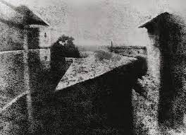 the first photography ever taken