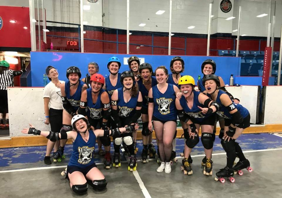 Roller derby info night on August 15th!