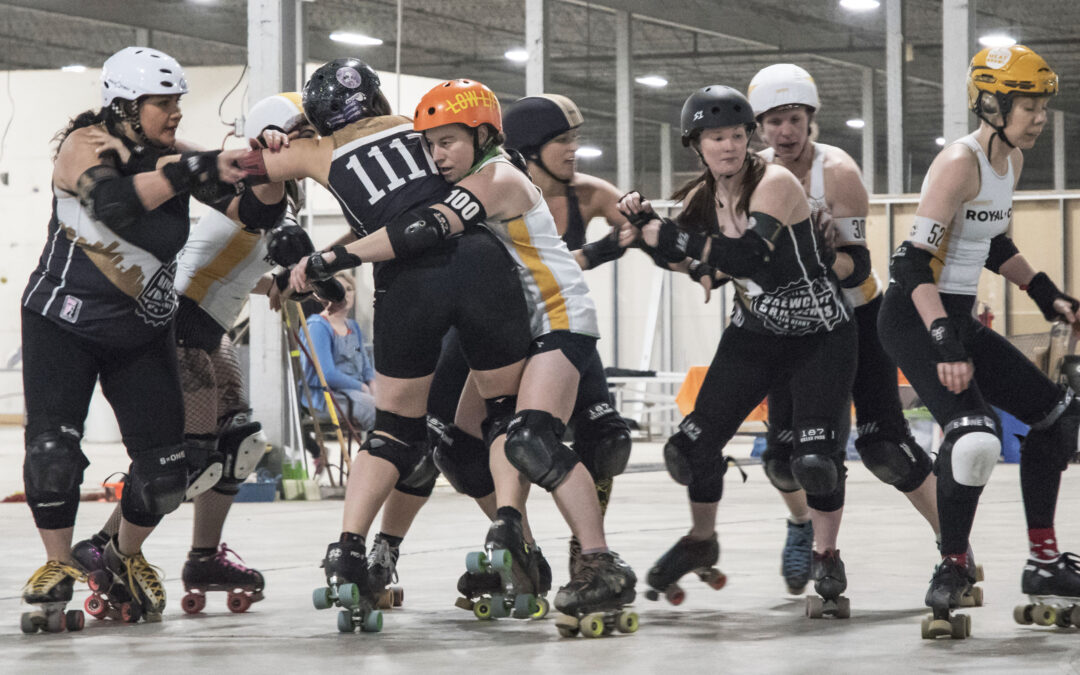 Rum Rollers Bring Their A-Game to B Cup
