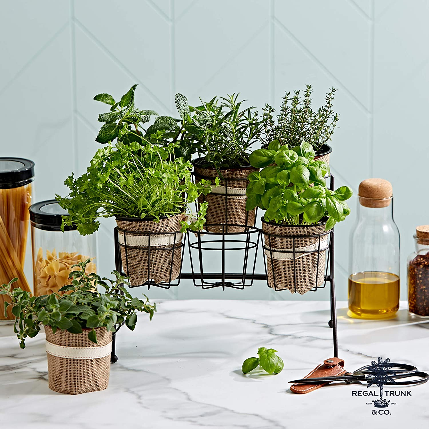 Herb Plant Stands
