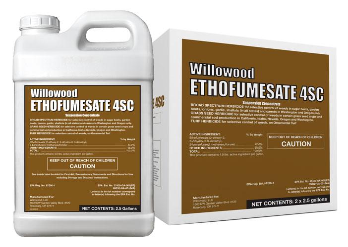 ETHOFUMESATE 4SC Box and Jug