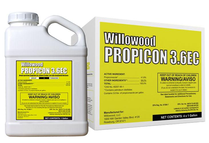 PROPICON 3.6EC Box and Jug