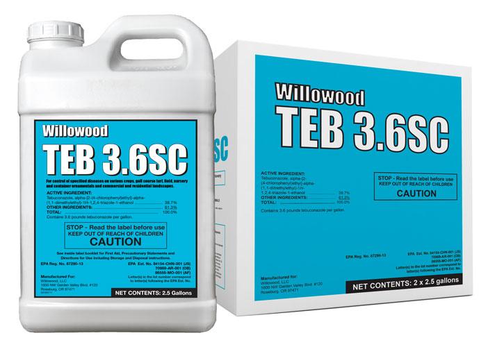 TEB 3.6SC Box and Jug