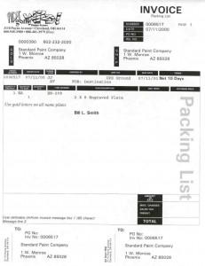 O/E Invoice 2 Copy 3
