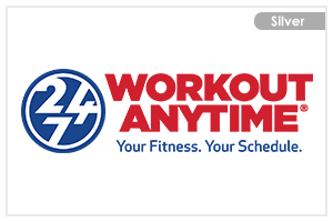 24/7 WORKOUT ANYTIME
