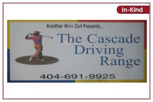 The Cascade Driving Range