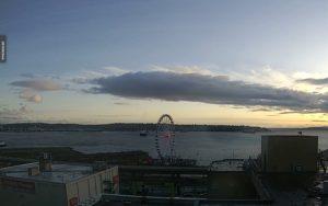 Seattle Waterfront Webcam 04 16 2018