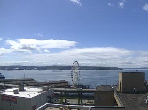 Seattle Waterfront Webcam 05 11 2018