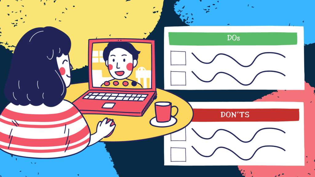 Virtual Learning: Dos and Don'ts