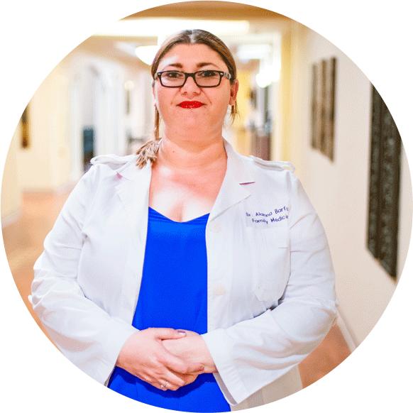 Dr. Alanna Barfoot