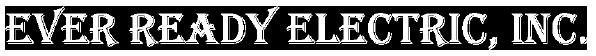 Ever Ready Electric Logo