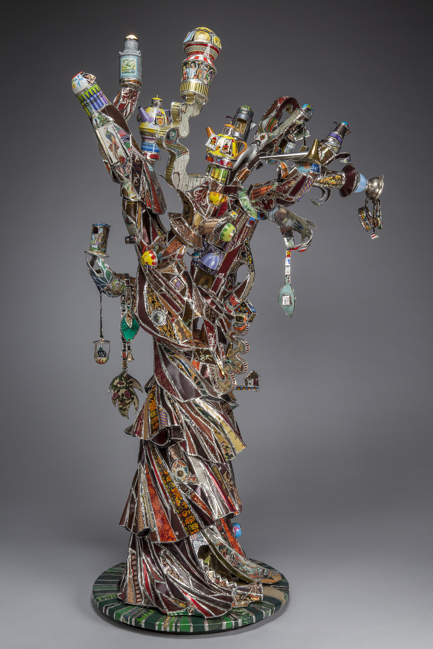Kathy Ross Tin Tree