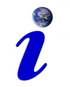 The Information Age Logo I