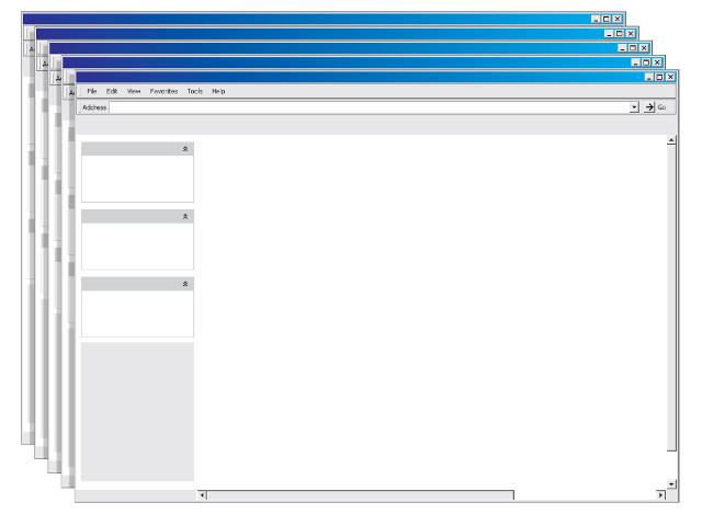 Blank App Windows