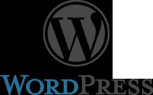 WordPress Large Logo