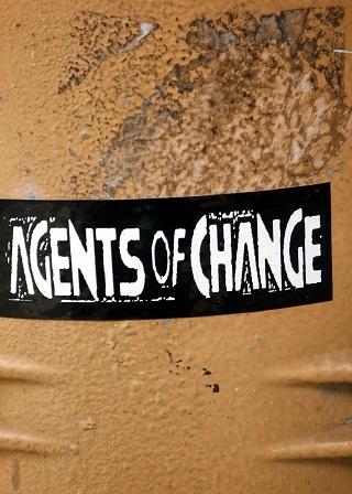 Agents of Change Sticker