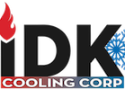 Welcome to IDK Cooling Corp.  Logo