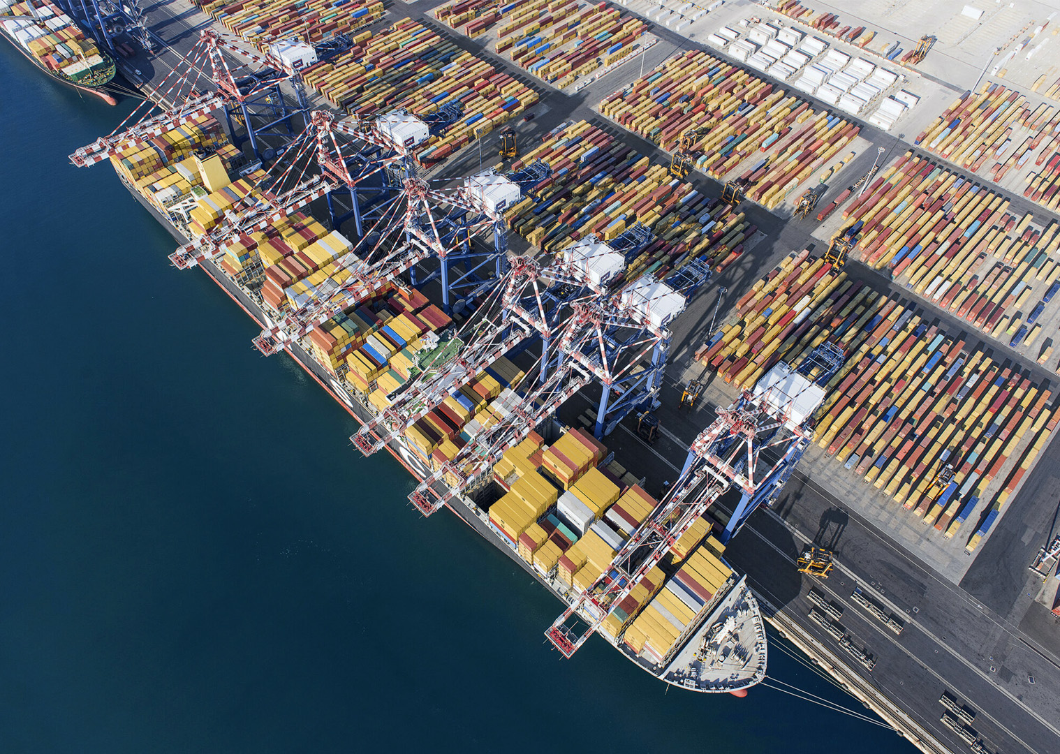 PORT PAGE - Container Terminal Card