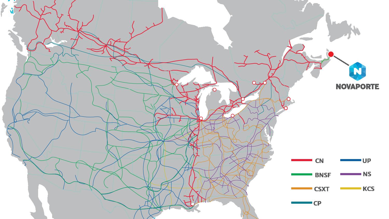 RAIL PAGE - Magic Y Map