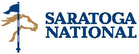 Saratoga National Golf Club logo