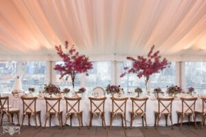 Tent Tuscasn table