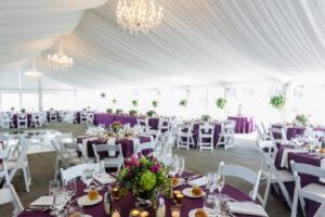 tent purple