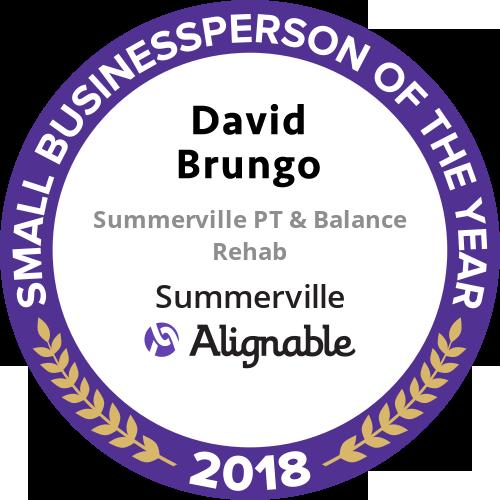 lignable 2018 Best Businessperson Award