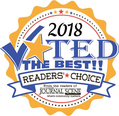 Summerville journal scene readers choice award