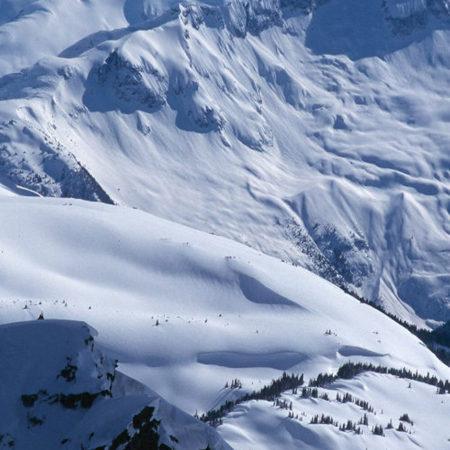 Mountain Scenery - Blackcombe BC - by Bruce Rowles