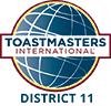 District 11 Toastmasters