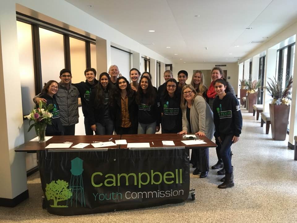 Anne Campbell Youth Commission