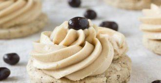 Blue Heaven Coffee Flavored Sugar Cookies