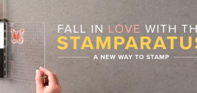 Stampin' Up Stamparatus