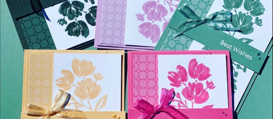 2021-2022 Annual Stampin'Up! Catalogue!