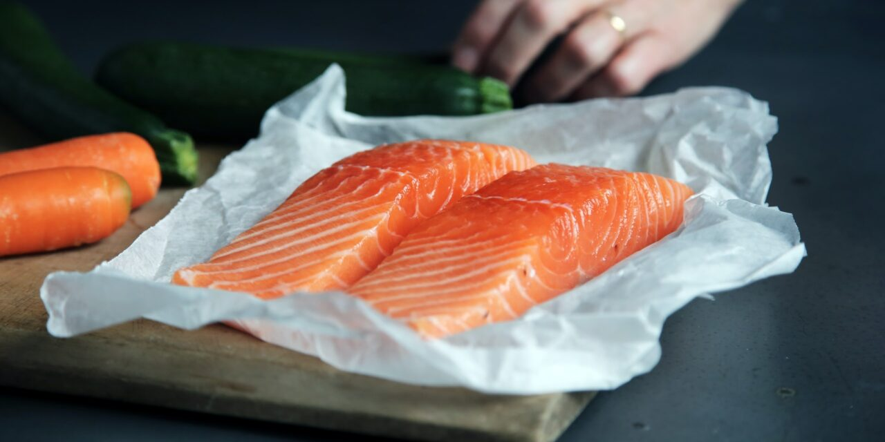 The secret to cooking perfect Salmon