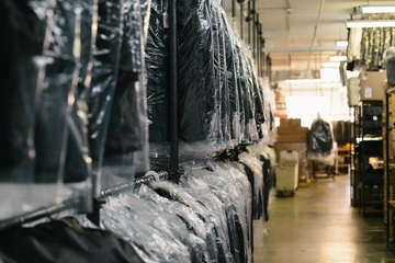 what is dry cleaning