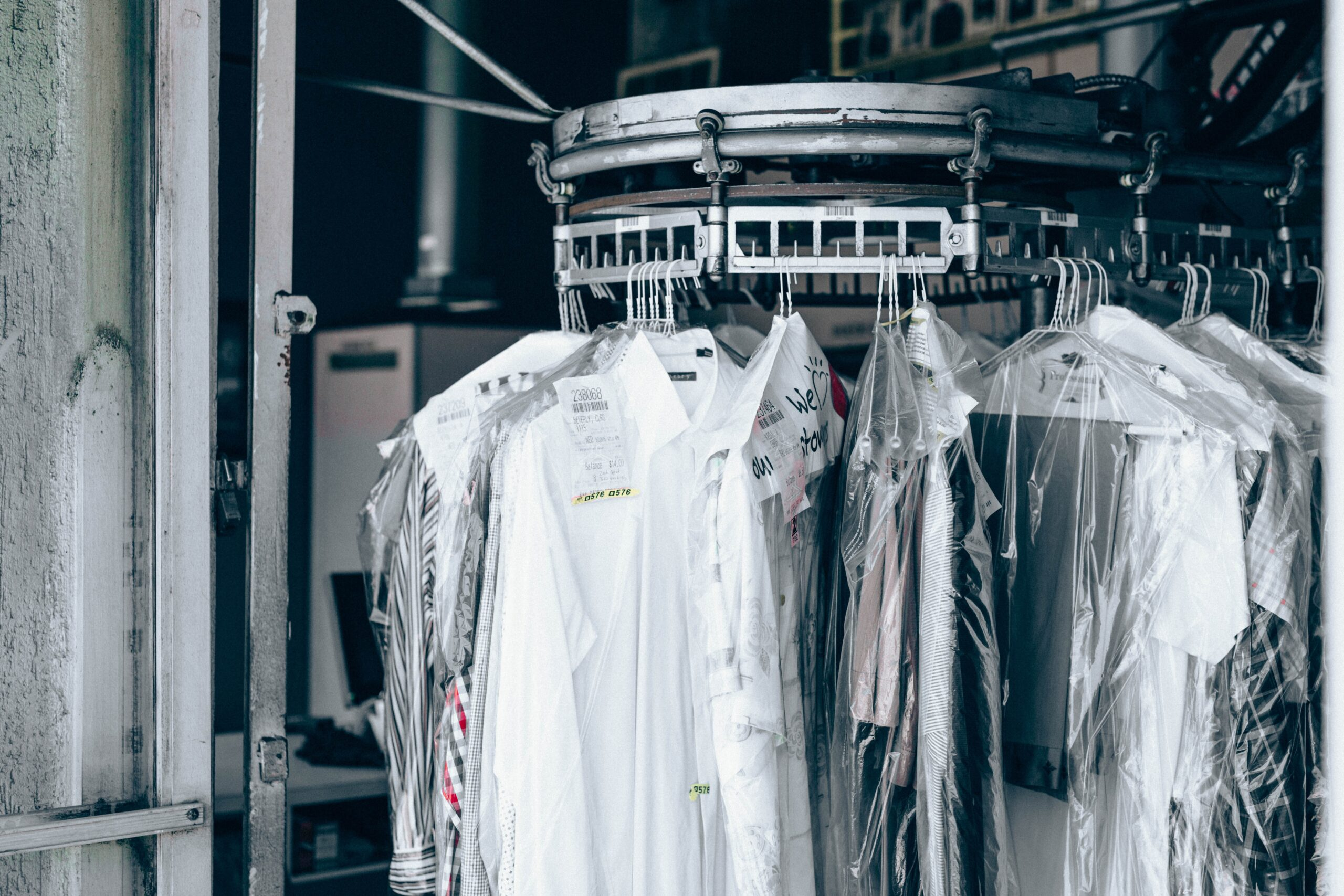 The Beginner's Guide to Dry Cleaning